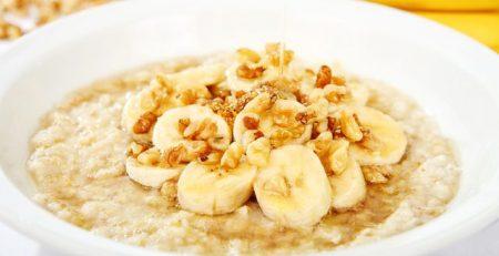 صبحانه ای سالم ومقوی با جو دوسرپرک