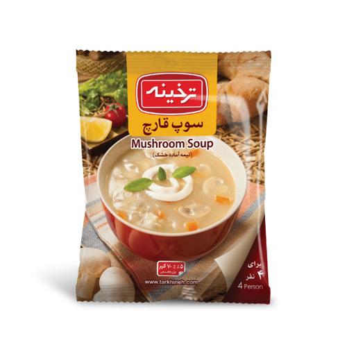 سوپ قارچ